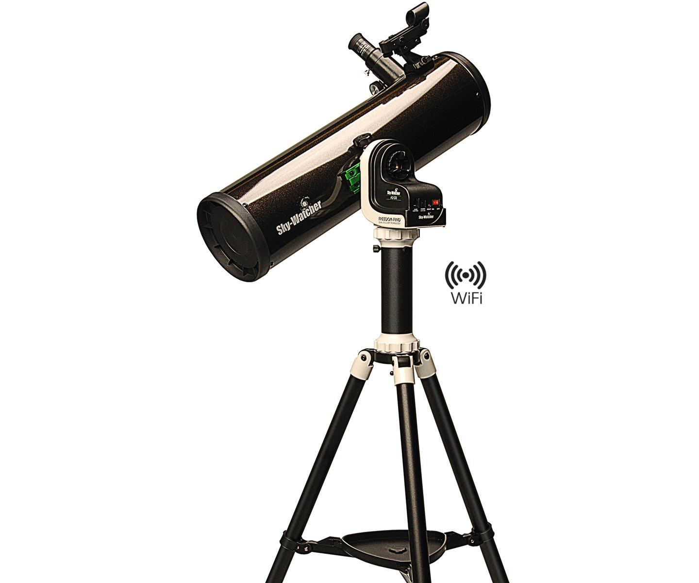 Telescopio Sky-Watcher Newton 130mm f/5 su montatura Wi-Fi AZ-GTi