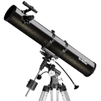 Telescopio Sky Watcher Newton 114/900 completo di montatura Equatoriale Eq1