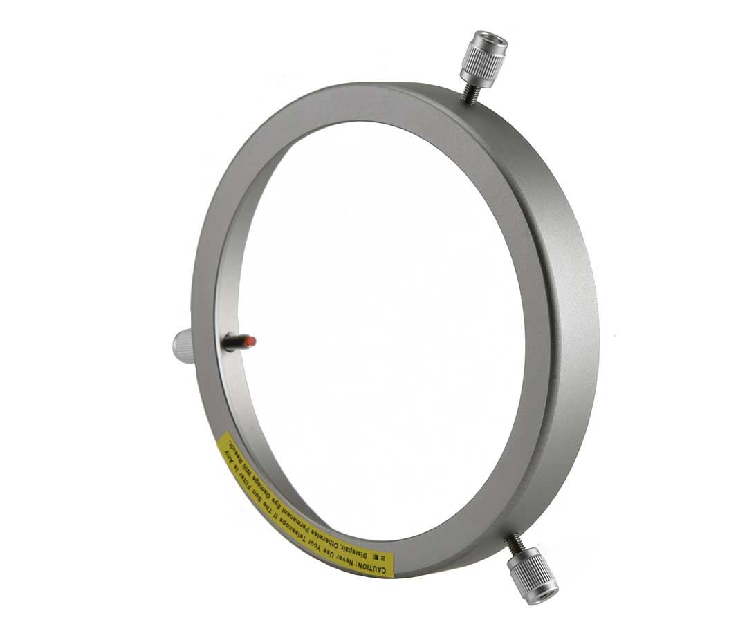 Supporto per filtro solare - tubo / tappo diametro 90-112 mm