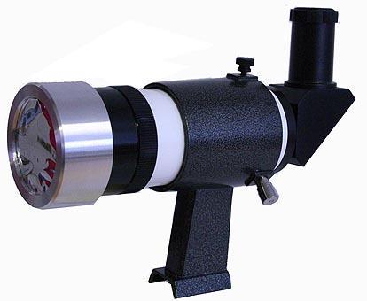 Filtro solare TS per cercatori e telescopi solari da 50mm - con cella in alluminio