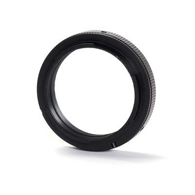 Nikon -T Ring - Anello per fotocamere Nikon, fornisce un filetto T2 in uscita