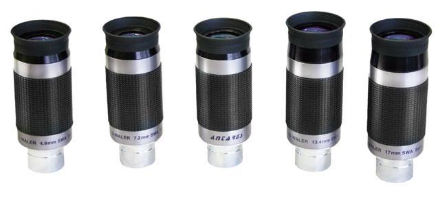 Oculare Antares SpeersWaler da 7.2mm - 82° di campo apparente - ad alta definizione