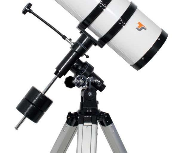 TS-Optics Megastar1550 - 150/1400 mm beginner telescope on EQ3-1 mount [EN]