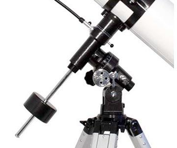 TS-Optics Newtonian 114/900mm EQ3-1 complete telescope for Beginners 8+ [EN]