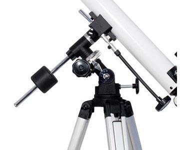 TS-Optics Optics Starscope 60/900mm refractor telescope with EQ2-1 mount & tripod [EN]