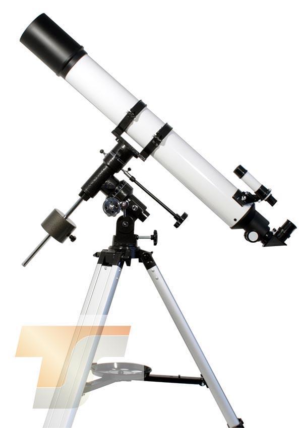 TS-Optics Starscope 80/900mm refractor telescope with EQ3-1 mount & tripod [EN]
