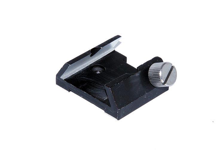 TS-Optics Finder shoe - Vixen Skywatcher Celestron level - flat base [EN]