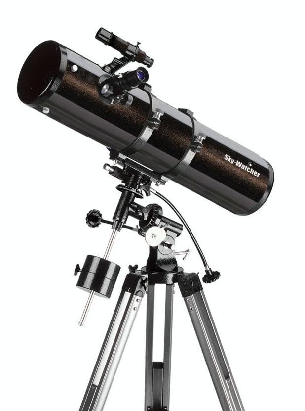 Telescopio Sky Watcher Newton 130/900 completo di montatura Equatoriale Eq2