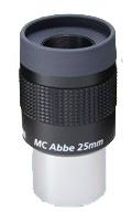 oculare ortoscopico MC Abbe Ortho Takahashi - 25mm - estrazione pupillare 22 - campo apparente 44°