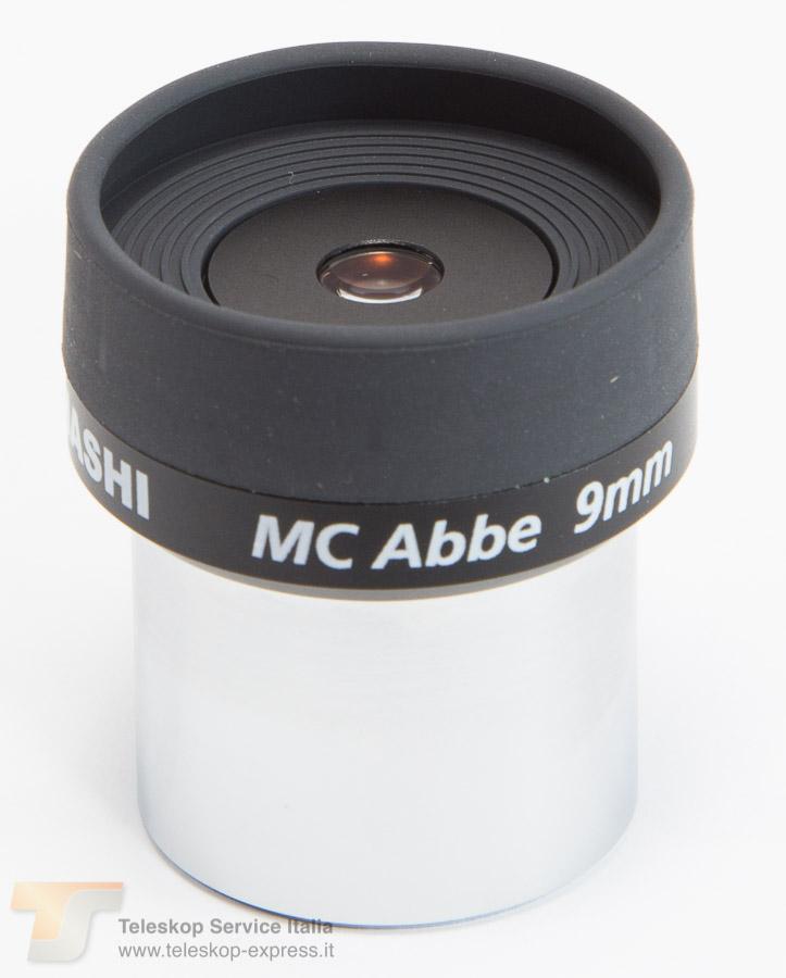 oculare ortoscopico MC Abbe Ortho Takahashi - 9mm - estrazione pupillare 7.5mm - campo apparente 44°