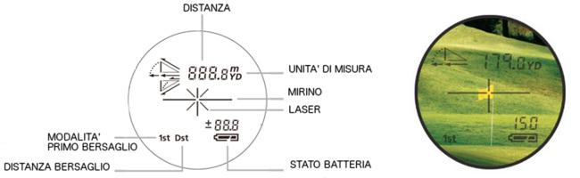 Telemetro Laser NikonCoolshot