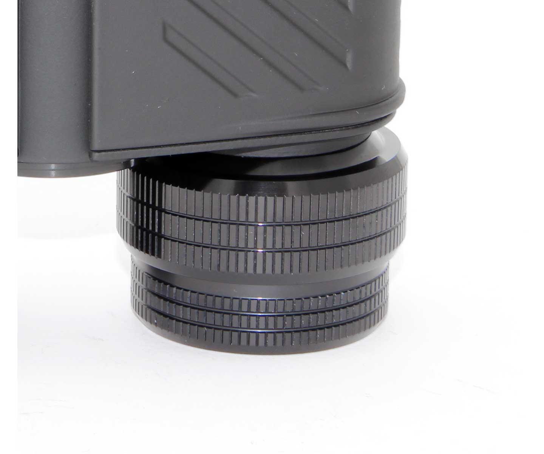 Torretta binoculare TS Optics da 31,8mm - per usare il telescopio come un binocolo