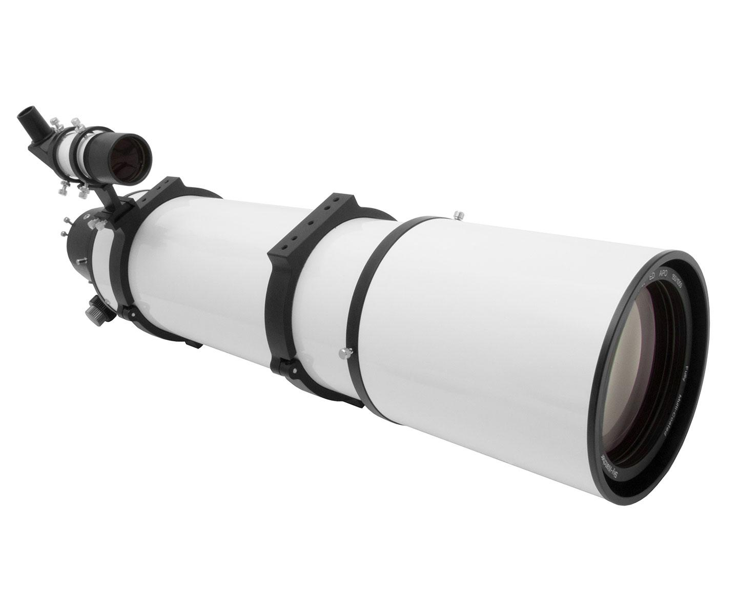 Tripletto Super APO FPL-53 TS Optics 150/1000mm f/6.6 con focheggiatore Feather Touch da 3.5""