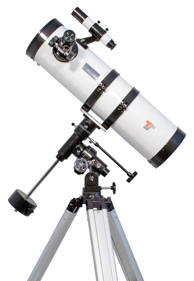 TS-Optics Starscope1306 - 130/650 mm beginner telescope with equatorial mount [EN]