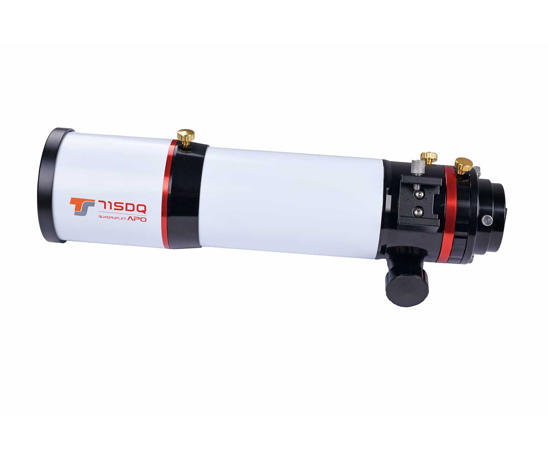 TS-Optics rifrattore apocromatico 71SDQ f/6.3 Quadrupletto