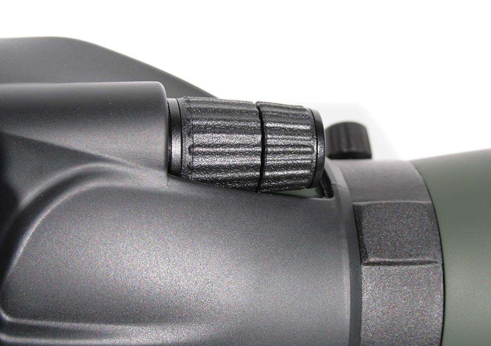 Il TS APO Spotting Scope Final 100 è uno strumento che garantisce un contrasto elevato, fedeltà cromatica ed un altissimo grado di nitidezza. Viene fornito con oculare zoom con barilotto da 31.8mm, e sviluppa ingrandimenti da 22X a 67X.