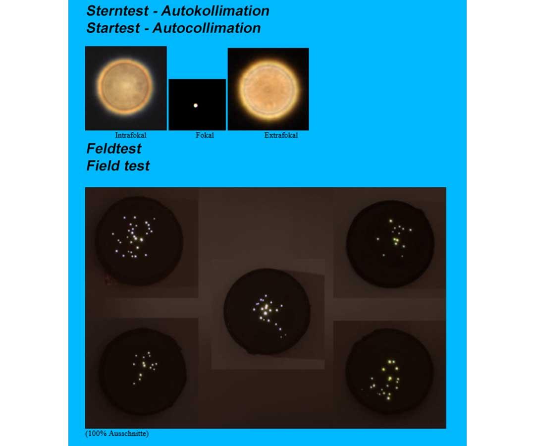 TS-Optics rifrattore apocromatico quadrupletto SDQ APO 86mm f/5.4