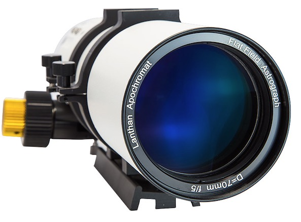 TS Imaging Star71 - 70mm f/4.9 Imaging APO – Per sensori Full Frame