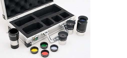TS-Optics Optics compact eyepiece + accessory case with content[EN]