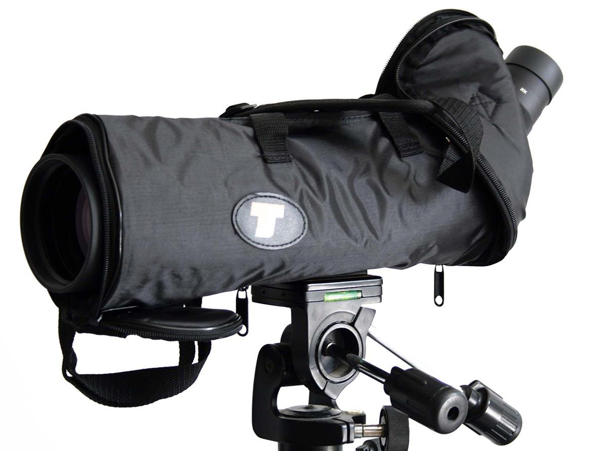 "TS-Optics Optics Spotting Scope BW65Z 16-48x65 mm - 1.25"" interchangeable eyepieces [EN]"