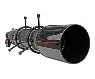Telescopio di guida TS 70/500 con anelli regolabili
