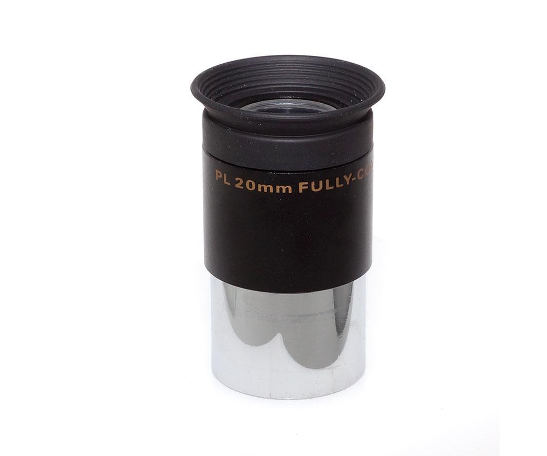 """TS-Optics 1.25"""" Plössl Eyepiece - 20 mm focal length, 50° apparent field of view[EN]"""