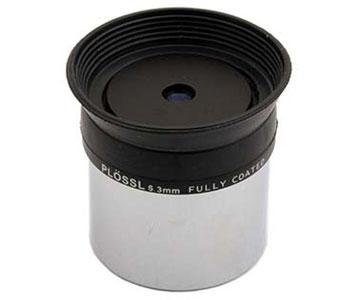 """TS-Optics 1.25"""" Plössl Eyepiece - 6,3 mm focal length, 50° apparent field of view [EN]"""