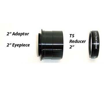 Riduttore di focale 0,5x da 50,8mm
