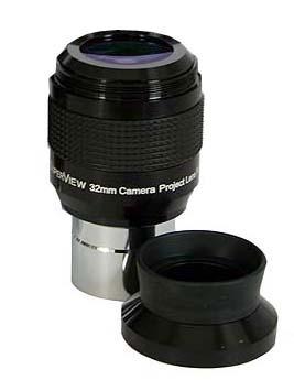 "TS-Optics SuperView 32mm - 1,25"" eyepiece with T2 connection [EN]"