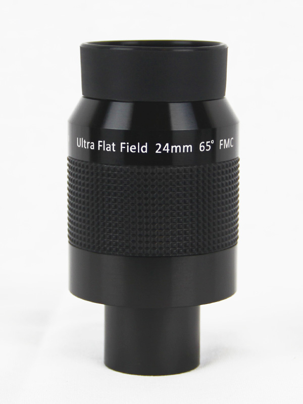 Oculare Tecnosky Ultra Flat Field 24mm 65°