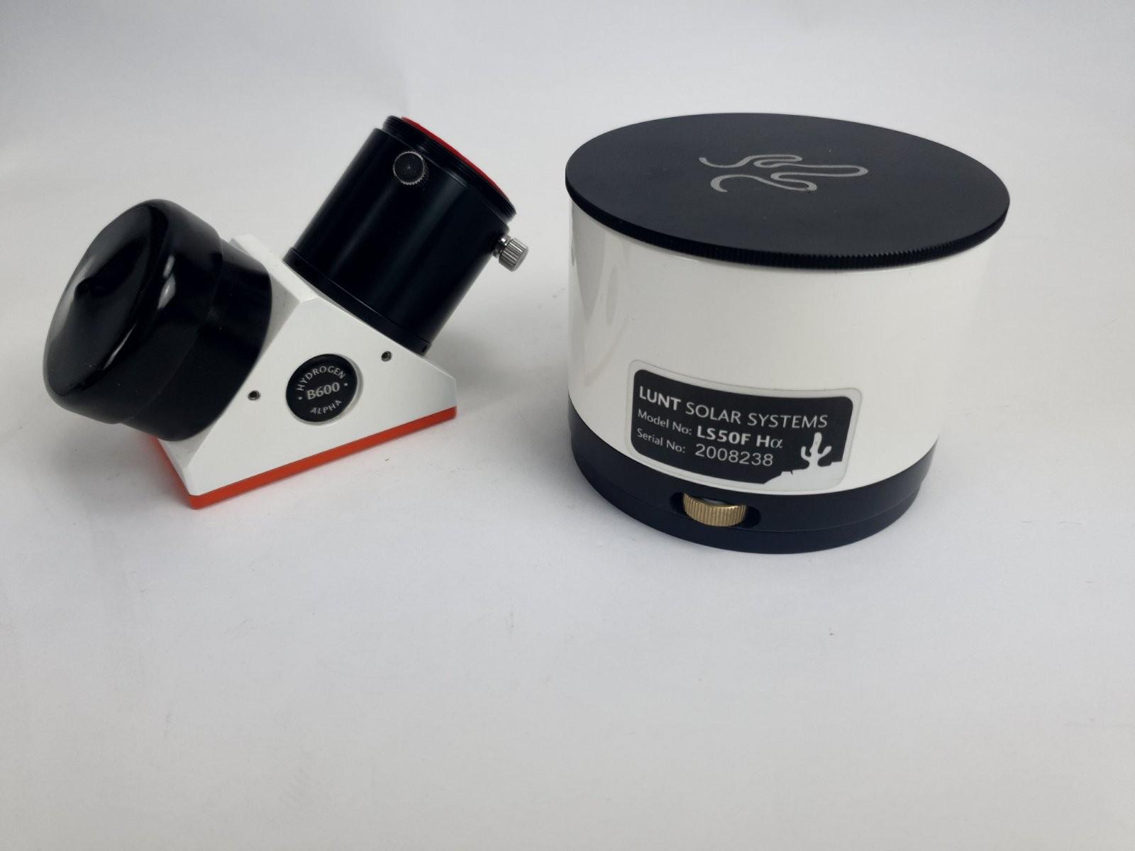 [USATO] Lunt Filtro Ha Etalon 50mm con B600